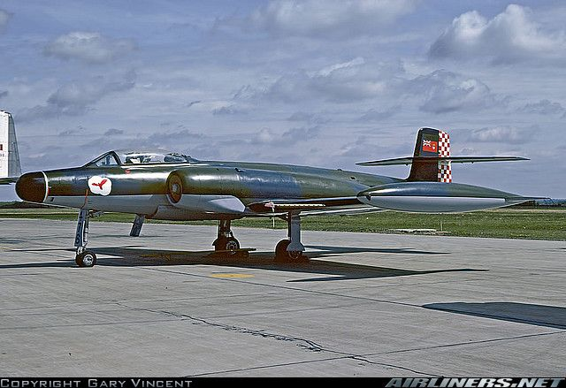 Avro Canada CF-100 Canuck Mk5D aircraft picture