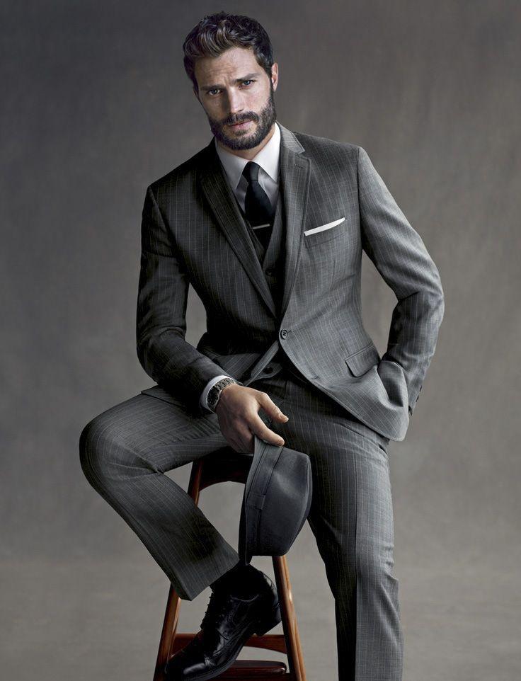 Jamie dornan - christian grey , fifty shades of grey, darker, freed