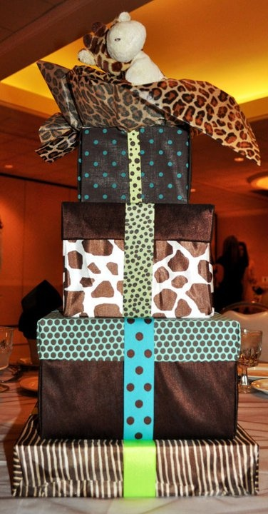 Centerpiece for baby shower