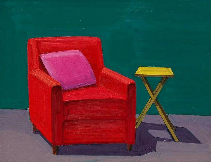 '색에 의한 협주곡'을 연주하듯이 작가는 색채의 어울림만으로 충분히 작품이 탄생할 수 있음을 보여주고 있다. 그에게 있어선 색채가 곧 주제의 소임을 떠맡고 있으리만치 작품에서 중추적인 역할을 담당하고 있는 것이다.  일상생활의 사물들, 91.0X72.8cm, Oil on canvas, 2012, 이희현