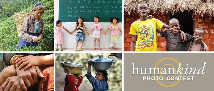 The deadline for our Humankind photo contest is fast approaching! Share your photo today.