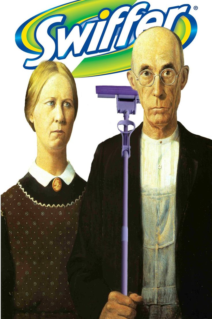 grant wood and the american gothic Free shipping and handling see details: framing includes stretching, mounting and all hanging hardwareif your canvas print is purchased without purchasing a frame, it will be shipped unframed and rolled in a heavy-duty shipping tube.