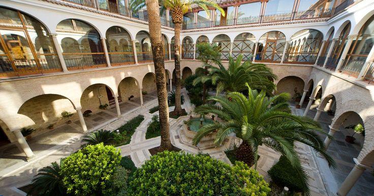 """La """"desconocida"""" historia del Hospital San Juan de Dios en Jaén"""