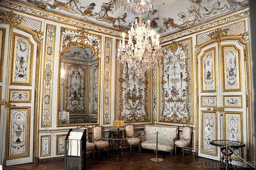 La grande singerie Château Chantilly France 2009 Info in English français