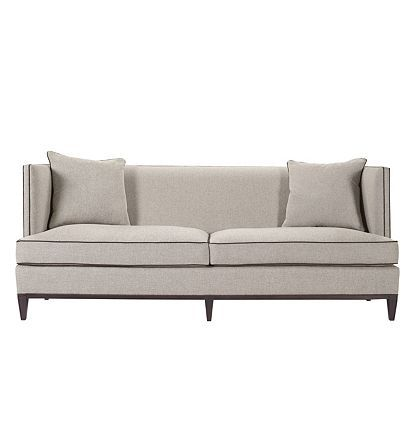 Malbec Sofa From The Atelier Collection By Hickory Chair Furniture Co Available At Home Seating Pinterest