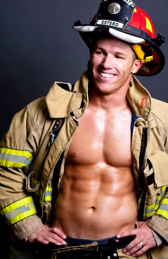 Some more shirtless firefighter pictures for you guys in General Discussion Forum