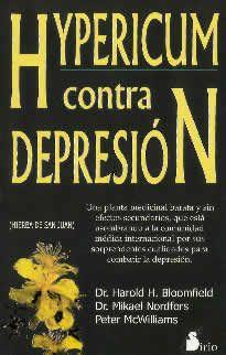 Hipericum contra depresión de Dr. Harold H. Bloomfield-Dr. Mikael Nordfors-Peter McWilliamas editado por Sirio. http://iniciatica.com/es/cocina/1781-aloe-vera.html