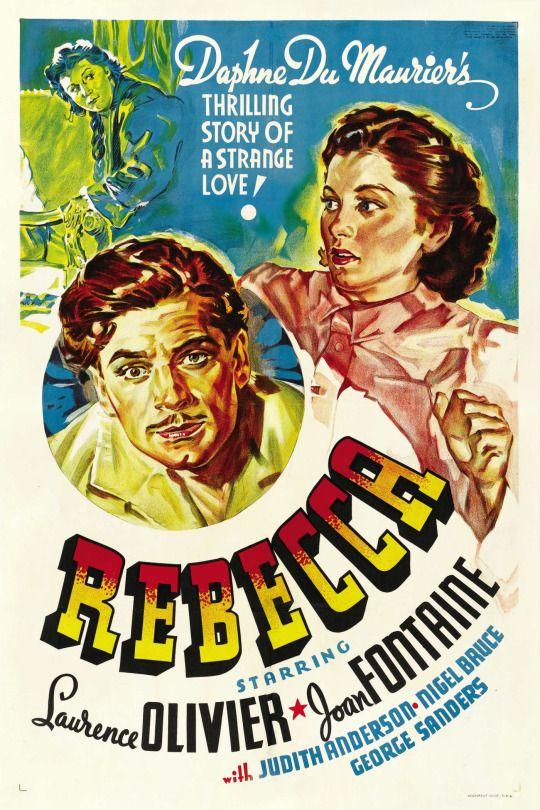 Rebecca (1940 - Alfred Hitchcock)                                                                                                                                                                                 More
