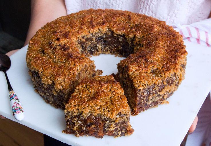 Gâteau Reine Élizabeth Végétalien de CloClo Choco