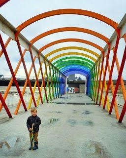 Asturias con niños: A dónde vamos hoy?: El Centro Cultural Niemeyer también es para niños