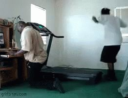 Dancing Crip Walking GIF - Dancing CripWalking Treadmill - Discover & Share GIFs