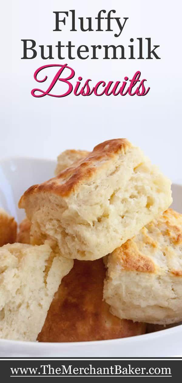 Fluffy Buttermilk Biscuits Recipe Buttermilk Biscuits Homemade Biscuits Biscuit Recipe