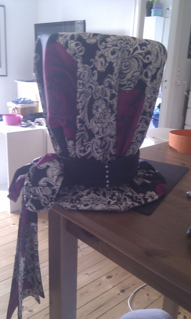 Mad-hat ;) Skal til housewarming hvor der kræves en hat.....