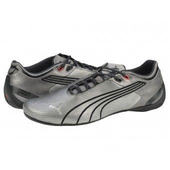 Pantofi sport barbati Puma Future Cat silver-black-dark shadow