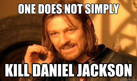 Poor Daniel #stargate