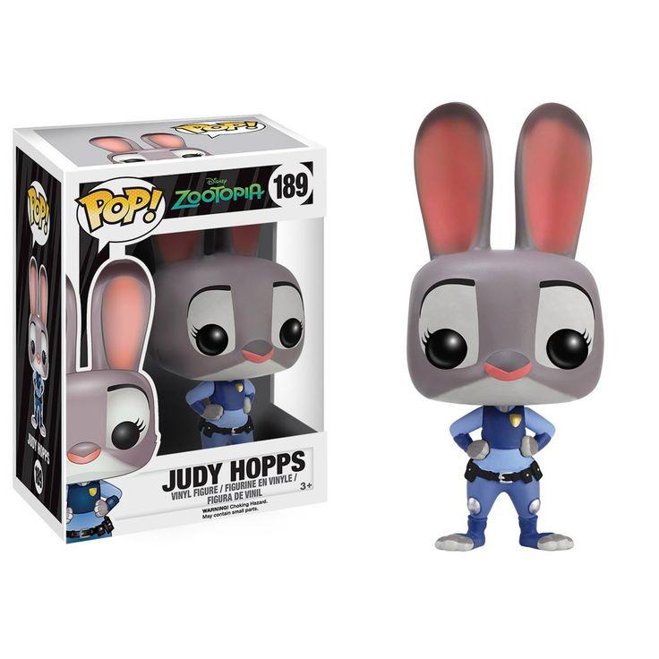 Funko Disney Zootopia POP Judy Hopps Vinyl Figure - Radar Toys