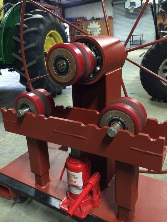 Roller bender: