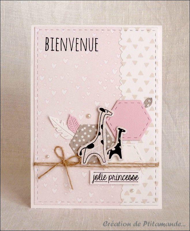 Carte naissance girafe fillette (2)