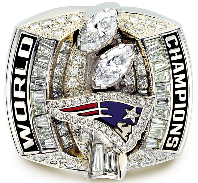 New England Patriots - Super Bowl XXXVIII