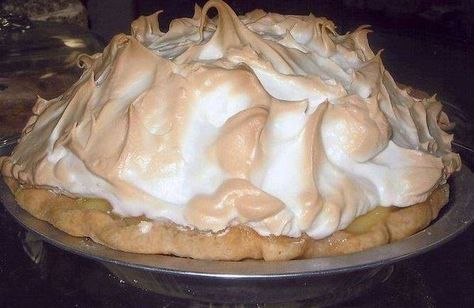 My mother always made the best lemon meringue pie on the planet. It was and is my brothers favorite pie and the more lemon the better, I may just have to try this recipe to compare, it sure looks good…… Serves : 8 – WW sp : 9 Ingredients: 1 cup white sugar 2 tablespoons all-purpose flour …