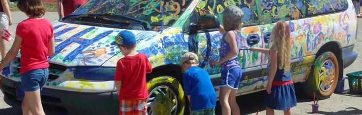 One of Salmon Arm's favourite family events is happening on Canada Day! July 1st from 10am-3pm is the Salmon Arm Children's Festival at the Salmon Arm North Fairgrounds! #Shuswap #SalmonArm #CanadaDay2016