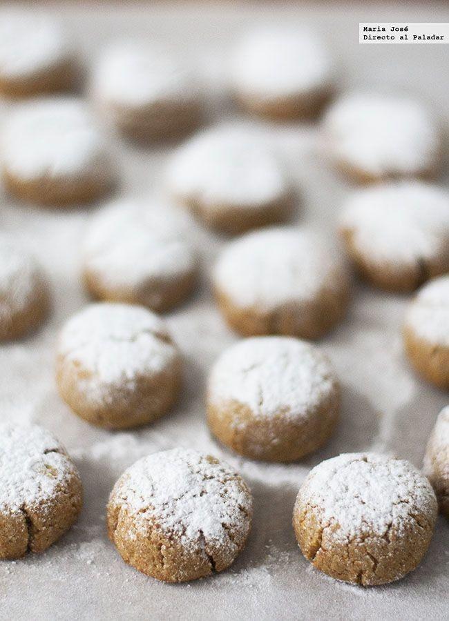 Galletas de quinoa a la naranja. Receta con Thermomix