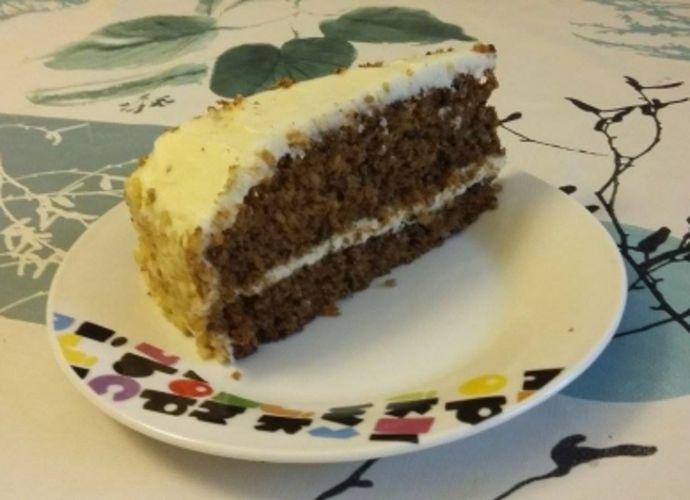 Tarta de zanahoria (o Carrot Cake) para #Mycook http://www.mycook.es/receta/tarta-de-zanahoria-o-carrot-cake