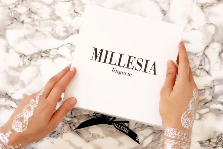 """Très beau concours sur le Blog d'Artlex en partenariat avec la marque de lingerie """"Made in France"""" Millesia :)"""