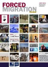 Forced Migration Review – 25th Anniversary collection | Forced Migration Review - free access to important reflections and articles.  #refugees #ForcedMigration