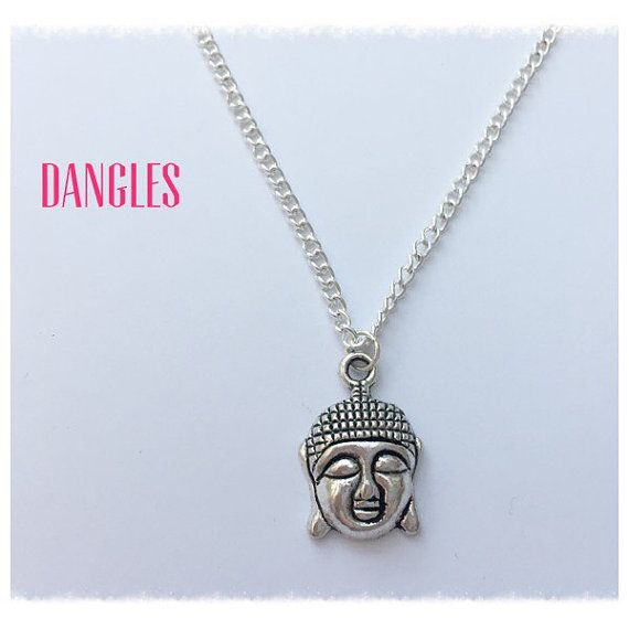 Buddha Necklace Ref DB13 by DanglesBoutique on Etsy