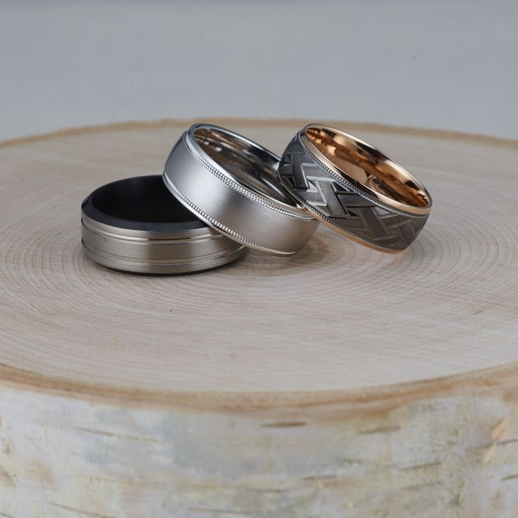 Whatever His Style We Have A Mens Wedding Band To Match ShaneCo