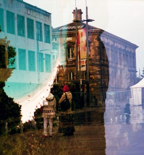 Double Exposure, Caroline Irwin