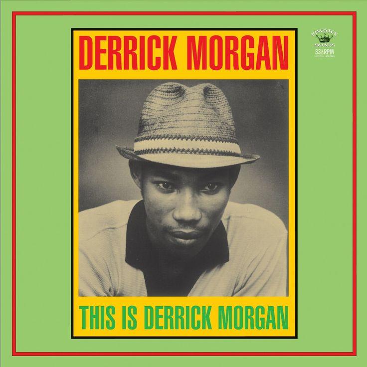 Derrick Morgan - This Is Derrick Morgan (CD)