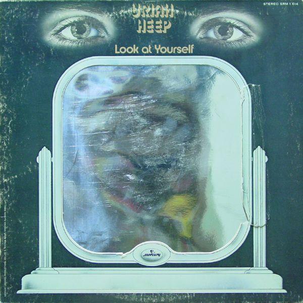 Uriah Heep - Look At Yourself (Vinyl, LP, Album) at Discogs  1971