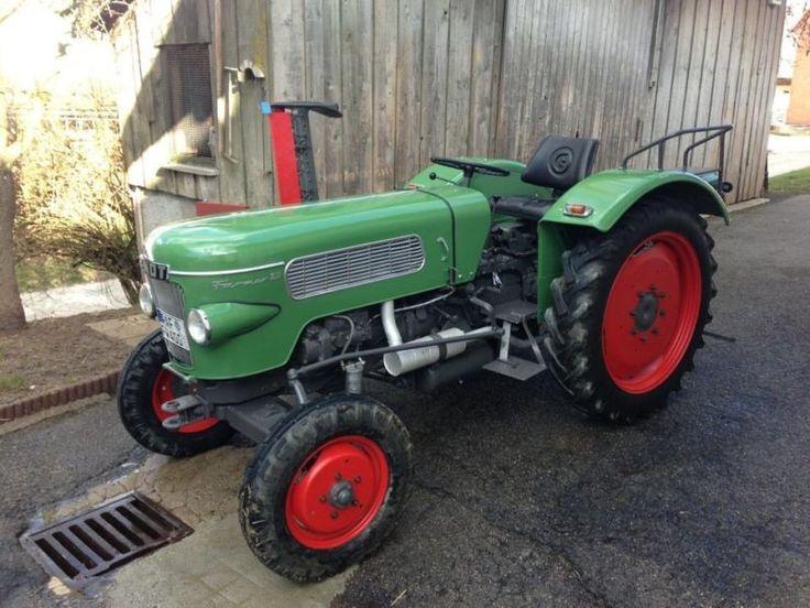 Fendt Farmer 2D in Bayern - Jetzendorf | PKW Anhänger gebraucht kaufen | eBay Kleinanzeigen
