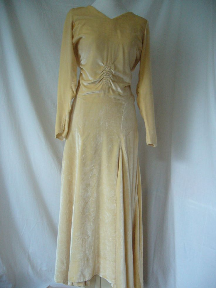 To Make The Dress More Spacious We Were Asked Lower Neckline Along With Usual Letting Out