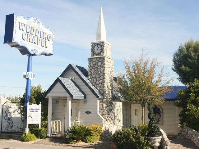 Las Vegas Best Wedding Chapels
