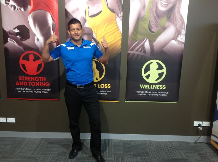 Say a huge hello to Rick Fernandez who just joined the Genesis Mentone family. Rick will be heading up our membership consultation team