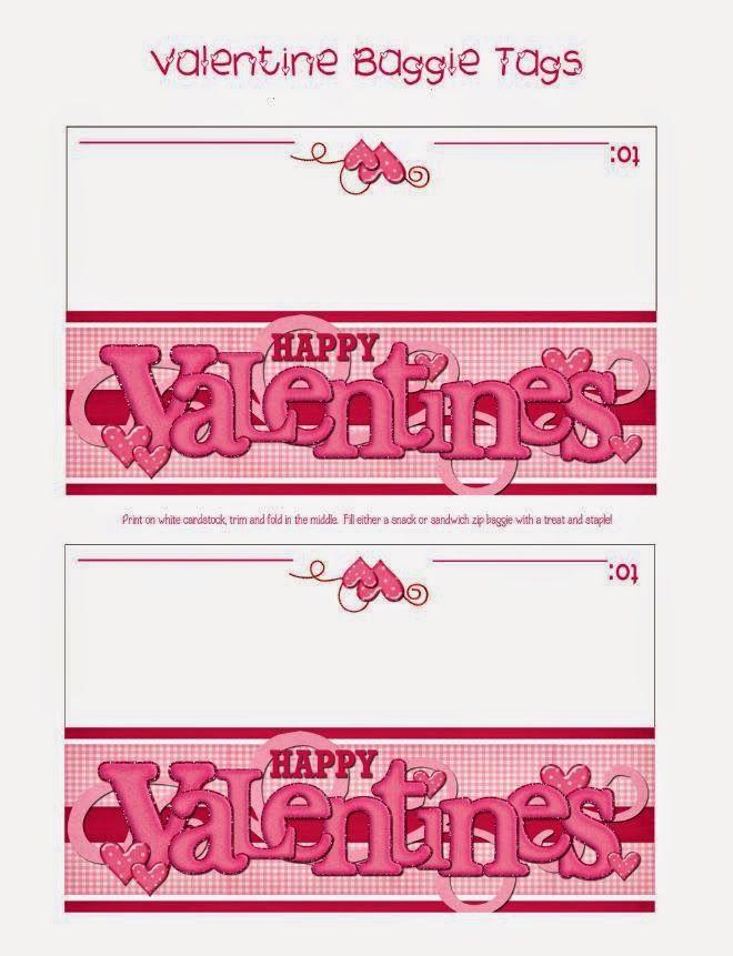 San Valentín Etiquetas Para Bolsas De Golosinas Para Imprimir Gratis Ideas Y Material Gratis Imprimibles De Amor Corazones Imprimibles Valentin Imprimible