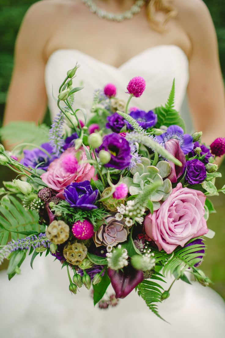 Wedding Bouquets With Lisianthus : Best lisianthus bridal bouquet ideas on wedding