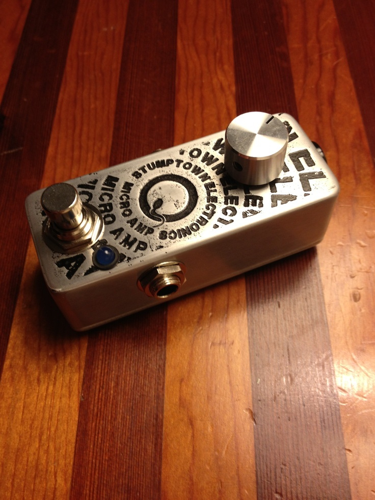 diy guitar pedal with acid etched graphics diy guitar pedals pinterest graphics guitar. Black Bedroom Furniture Sets. Home Design Ideas