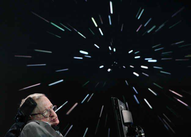 Stephen Hawking Is Building Thousands Of Tiny Spaceships To Find Intelligent Life - BuzzFeed News