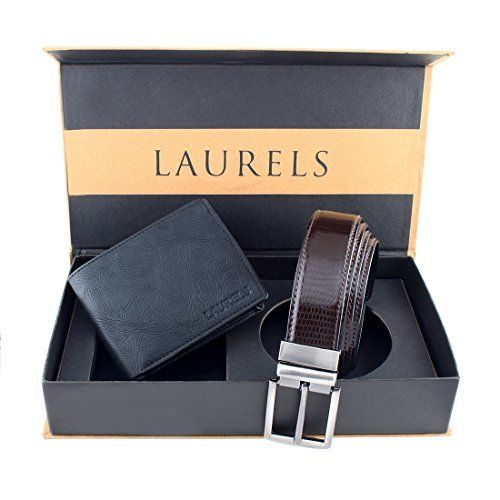 Laurels Men's Wallet And Belt Combo (Black,Brown) (WT-01 BT-01), http://www.amazon.in/dp/B01B1JNX3Y/ref=cm_sw_r_pi_i_awdl_pgKixbZ65ANCS