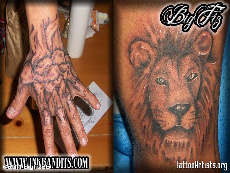 34 besten lion hand tattoo bilder auf pinterest t towierungen cooler hintergrund und g ttinnen. Black Bedroom Furniture Sets. Home Design Ideas