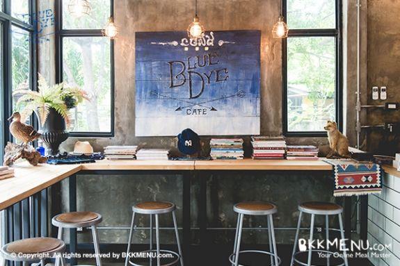 Blue Dye Cafe - BKKMENU.com