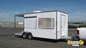 2011 - 8' x 21' Food Concession Trailer | kitchen trailer for Sale in California - This is a 2011 - 8' x 21' WorldWide Trailer Manufacturing, Inc. Food Concession Trailer with a 6' porch in very good condition. See trailer's features below.