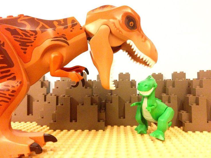 dad #lego #legostagram #legomania #lego365 #minifig #레고 #レゴ #ミニフィグ #トイストーリー #レックス by lego_creatorclub