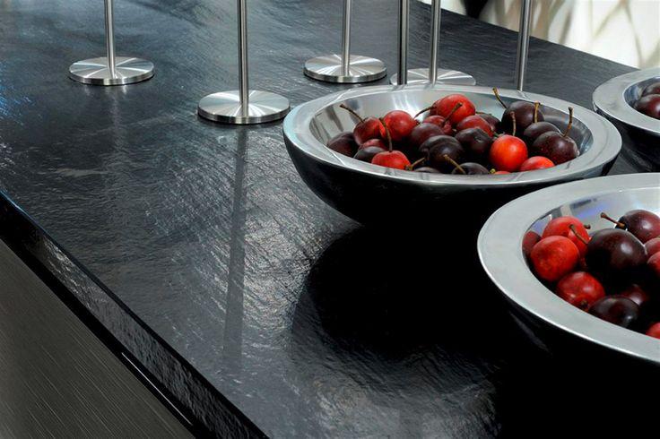 Konglomerat Vulcano Wave  #kitchen #marmur #conglomerate #konglomerat #kamiennetrendy #trendy #kuchnia #blat #Blatkuchenny