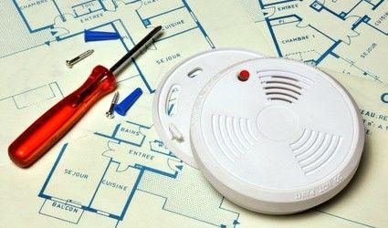 Les modalités d'installation des détecteurs de fumée