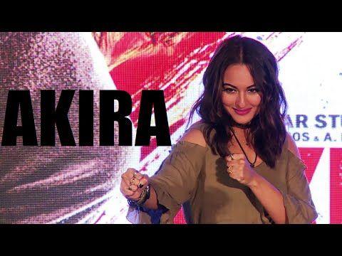 AKIRA trailer launch | Sonakshi Sinha | UNCUT VIDEO